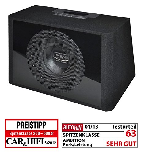 Emphaser EBR112-P6 Bassreflex-Trunkbox 1x30cm Impulse P6