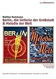 Berlin: Symphony of a Great City / Melody of the World - 2-DVD Set ( Berlin: Die Sinfonie der Grosstadt / Melodie der Welt ) ( Berlin: A Symphony of a Big City / World Melody ) by Walter Ruttmann
