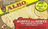 Albo Bonito Del Norte en Aceite de Oliva sin Gluten, 82g