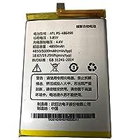 新品ASUSバッテリーASUS X005 ATL PS-486490交換用のバッテリー 電池互換4850mAh 3.85V