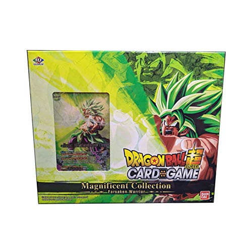 Dragon Ball Super: Magnificent Collection - Broly: Br Ver.