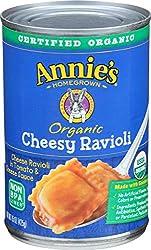 Annie's Homegrown Organic Cheesy Ravioli - 15 oz