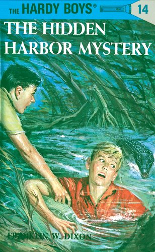 Hardy Boys 14: The Hidden Harbor Mystery (The Hardy Boys) (English Edition)