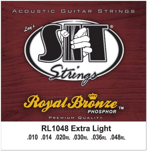 SIT Bombing free shipping Royal Bronze Acoustic Phosphor Extra-Light Strings Guitar 2021 model