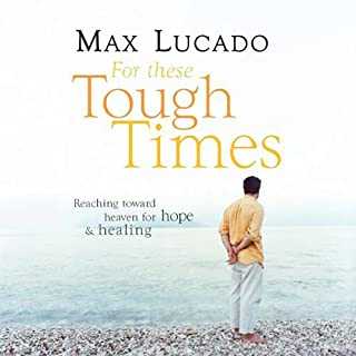 For These Tough Times audiobook cover art