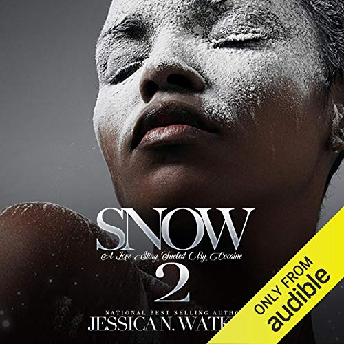 Snow 2 audiobook cover art