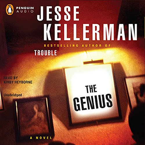 The Genius audiobook cover art