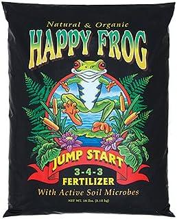 FoxFarm Happy Frog Jump Start Fertilizer, 18 pounds