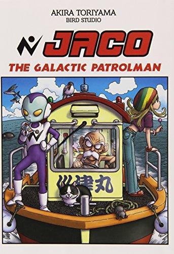 Jaco the galactic patrol man. Con gadget