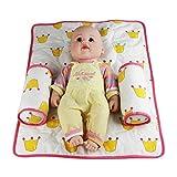 ZTH Protection du Nouveau-né Bébé Enfant Pause déjeuner lit de Fournitures Confort Kit