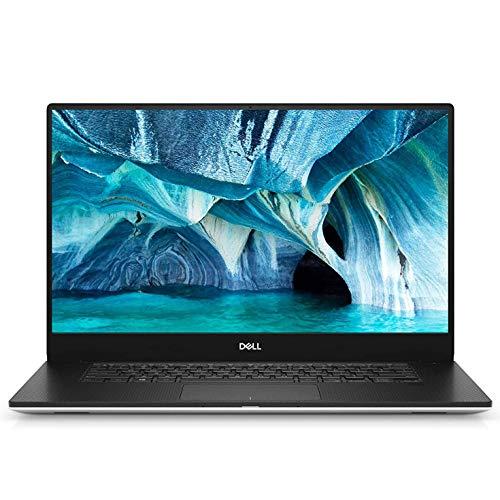 "Dell XPS 15 7590 Intel Core i7 Ordinateur Portable ultra leger 15"" OLED 4K Ultra HD Silver 32 Go de RAM SSD 1 To NVIDIA GTX 1650 4GB Clavier AZERTY Fr"