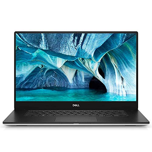 """Dell XPS 15 7590 Notebooks 15.6"""" UHD Platinum Silver 9th Generation Intel Core i7-9750H 16GB 512GB SSD NVIDIA GeForce GTX 1650 W10P French Keyboard"""