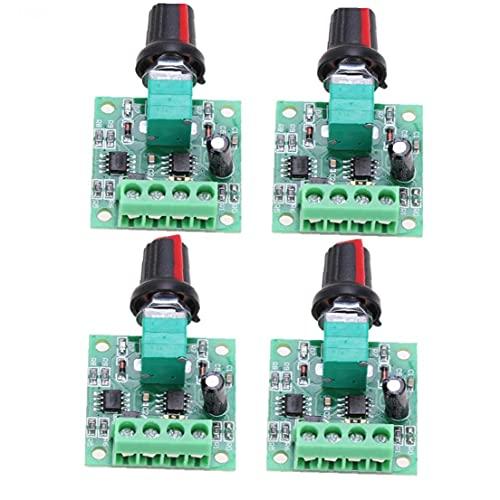4PCS controlador Cepillo de control de velocidad portátil duradero motor PWM de...