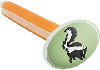 Graphics and More Skunk Posing Car Air Freshener Vent Clip - Citrus Blossom Scent
