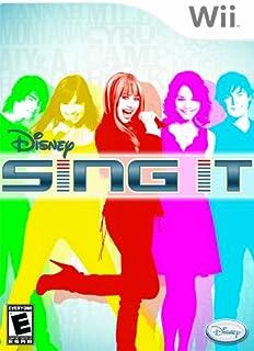 Disney Sing It - Nintendo Wii [video game]