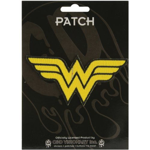 Application Wonder Woman Logo Patch