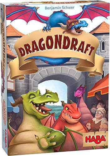 HABA 305889 - Dragondraft, Juego de táctica a Partir de 8 años