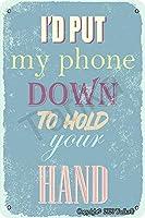 私はあなたの手を保持するために私の携帯電話を使用して自宅のキッチンバスルームの鉄の8 x 12