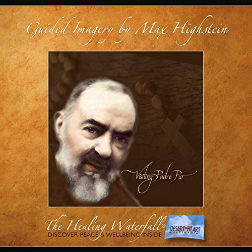 Visiting Padre Pio audiobook cover art