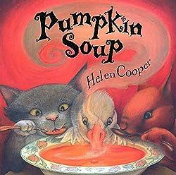 Pumpkin Books for Kids - Pumpkin Soup
