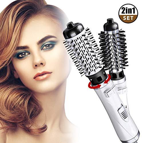 Cepillo para secador de pelo,Cepillo Secador,Peine giratorio de aire c
