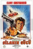 Magnum Force – Clint Eastwood – Turkish Wall Poster
