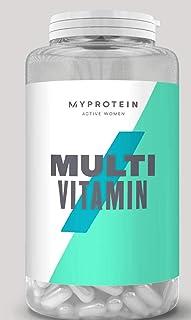 MyProtein Active Woman Multivitaminas - 120 Tabletas
