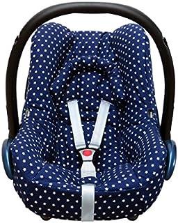 Blausberg Baby - Funda para Maxi Cosi cabriofix bebé en azul con estrellas