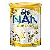 Nestlé Nan Supreme 2 HM-O da 6 Mesi Latte di Proseguimento in Polvere - 800 g