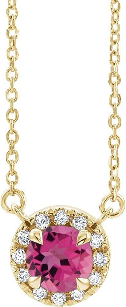 Solitaire and Columbus Mall Diamond Max 40% OFF Charm Chain Pendant Necklace