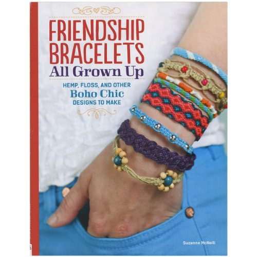 Design Originals DO5440 Friendship Bracelets All Grown Up