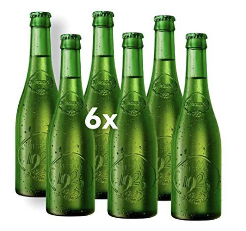 6 Flaschen Alhambra Reserva 1925 Lager Bier 0,33 l 6,4% Alc. aus Spanien