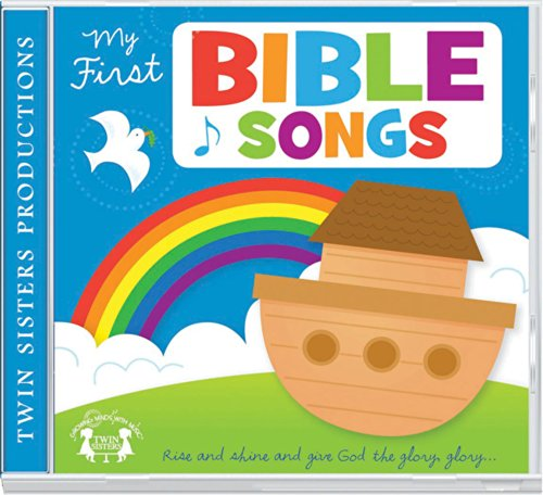 My First Bible Songs Cd Kids Can Worship Too Music