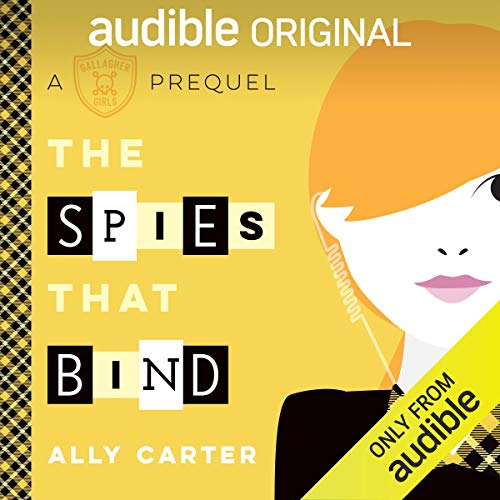 The Spies That Bind audiobook cover art