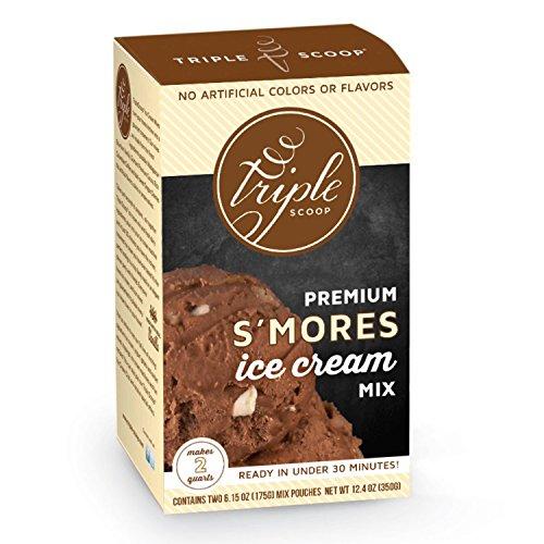Triple Scoop Premium Ice Cream Mix