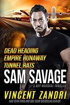 The Sam Savage Sky Marshal Boxed Set (A Sam Savage Sky Marshal Thriller) by [Vincent Zandri]