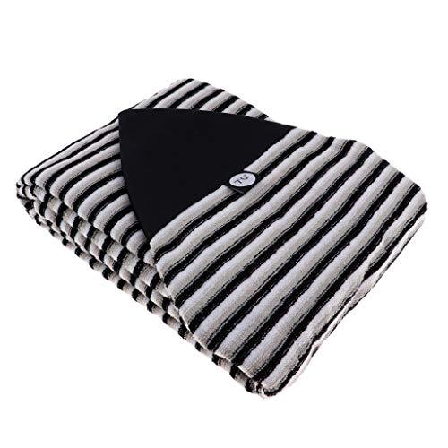 Cierre de cordón ajustable con una bolsa oculta para cargar cosas pequeñas, muy conveniente. Se puede utilizar para tabla de surf, tabla dura, tabla corta, tabla larga, tablero, tabla de windsurf, etc. Protege tu tabla de surf de arañazos, daños del ...