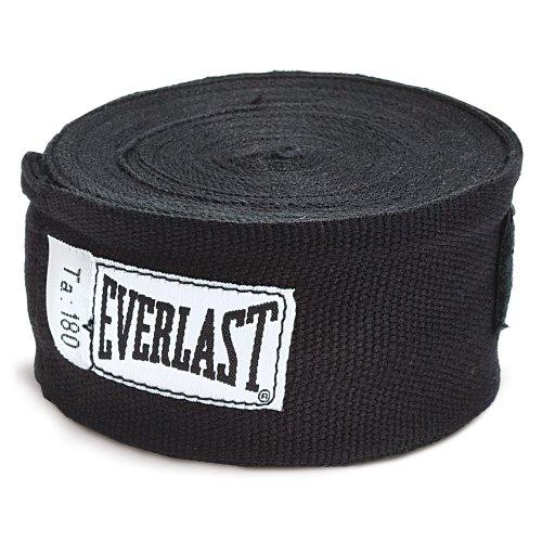 Everlast 4456BU Handwraps Black 180'