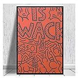 AZTeam Crack is Wack Poster Wandkunst Bild Poster Und