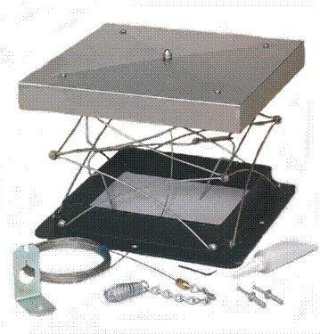 Chim Cap Corp. Lock Top 8 x 13 Top Sealing Damper