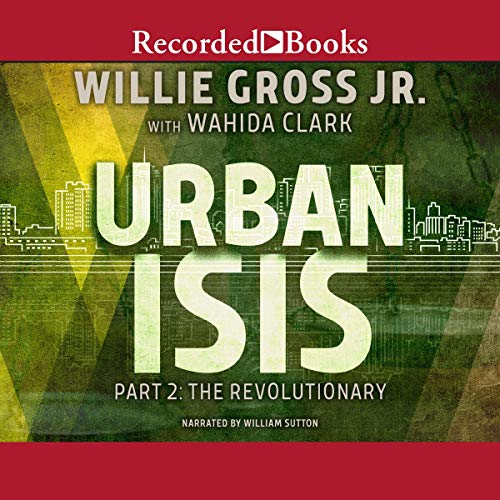 Urban Isis, Part 2 audiobook cover art