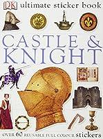 Castle & Knight Ultimate Sticker Book (Ultimate Stickers)