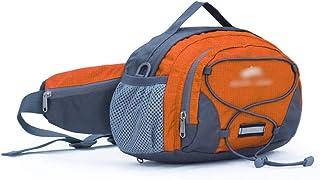 Belt Bag, Outdoor Large-Capacity Men and Women Multi-Functional Mountaineering Tourism Riding Sports Diagonal Bag