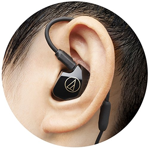 Audio Technica ATH-IM04 SonicPro Balanced In-Ear Monitor Headphones