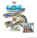 Disney Pixar Cars Mini Racers Rust-Eze Spinning Raceway