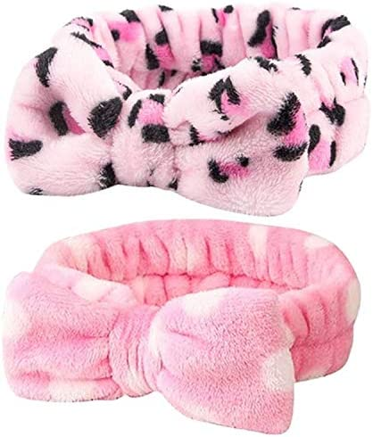 StudentsZone Fashion Headbands for Women Cute Bow Headband for Spa Makeup or Washing Face No product image