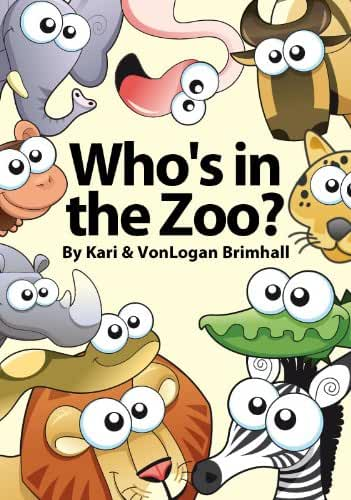 Who's in the Zoo? (Who Are You? Series Book 4) (English Edition)