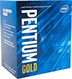 Intel Core G6400 (Basistakt: 4,00GHZ; Sockel: LGA1200; 58 Watt) Box
