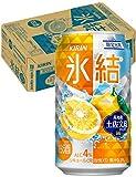 氷結 高知産土佐文旦 350ml ×24缶