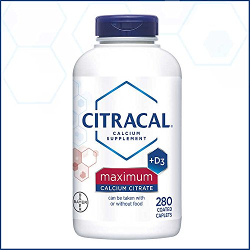 Citracal maximum with Vitamin D3, Limitedd Larger sizee - 280 Count...